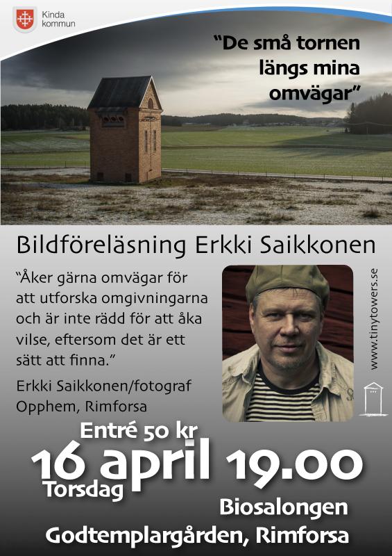 Bildföreläsning – Rimforsa 16 april 2015