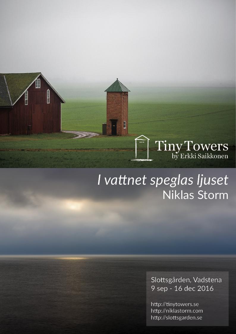 Utställning i Vadstena hösten 2016