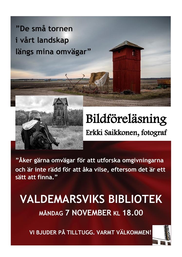 Föreläsning Valdemarsvik