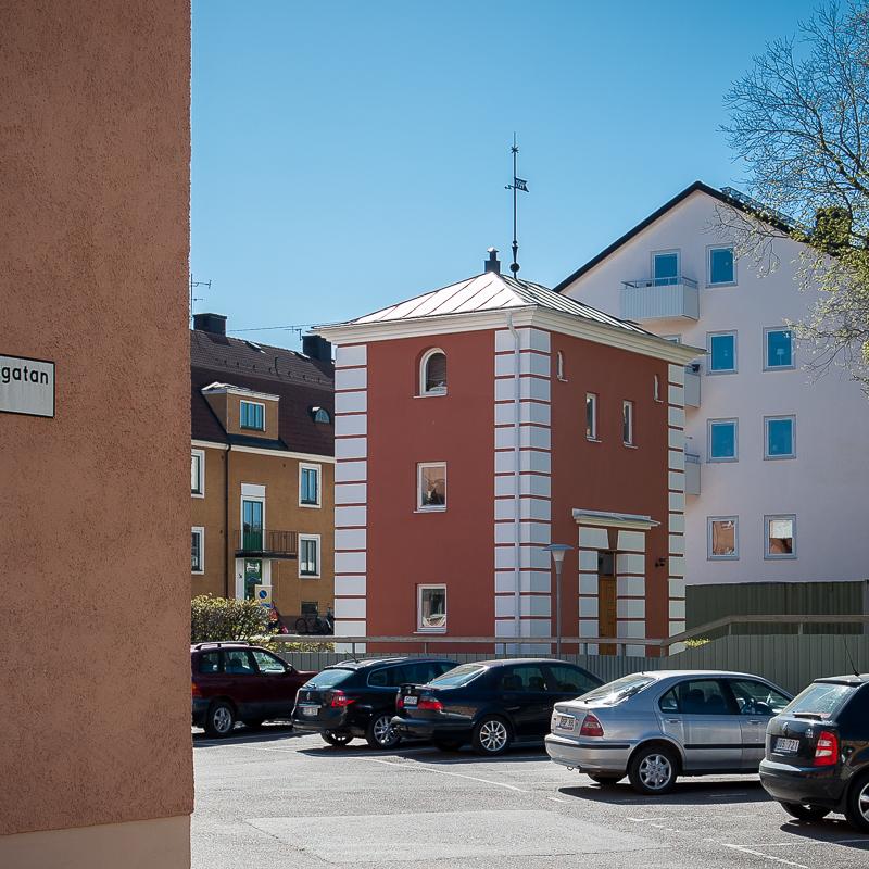 Linköping, stadslandskap II